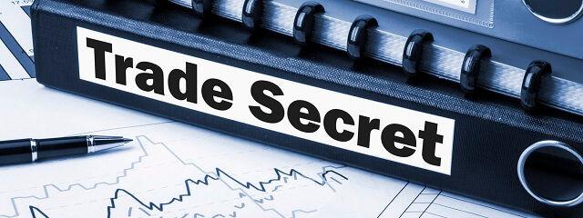 Breach of a trade secret