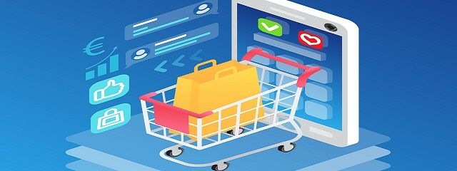 What is an e-shop?